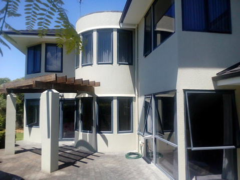 Kowhai Painting Company - Sunnyhills House Exterior Painting TestimonialPicture